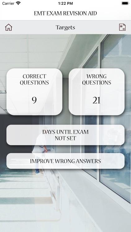 EMT Exam Revision Aid screenshot-3