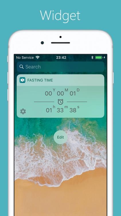 Fasting Time - Fasting Tracker screenshot-6