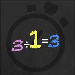 Math Minutes Division