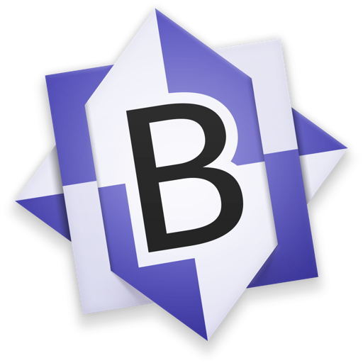文本編輯工具 BBEdit for Mac