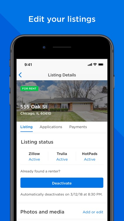 Zillow Rental Manager screenshot-2