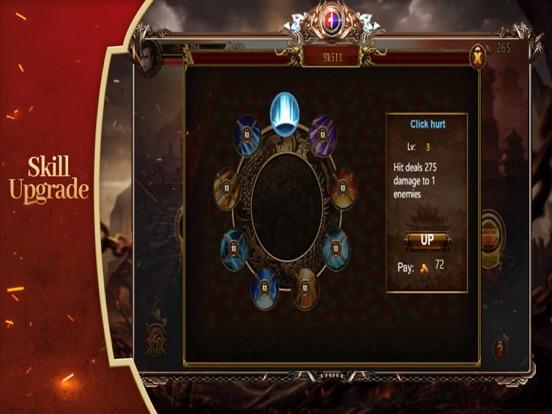 Warrior:Holy Battle screenshot #5