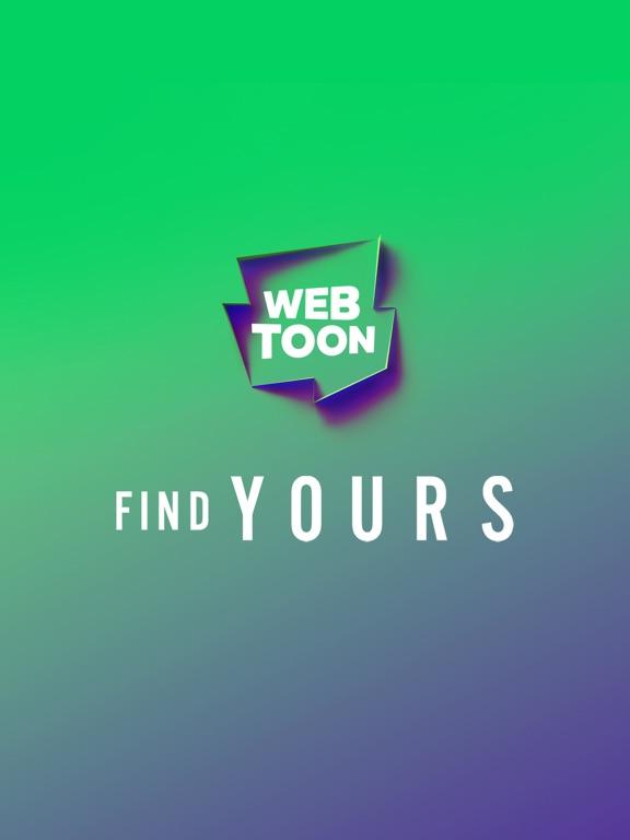 WEBTOON - Find Yours - Revenue & Download estimates - Apple