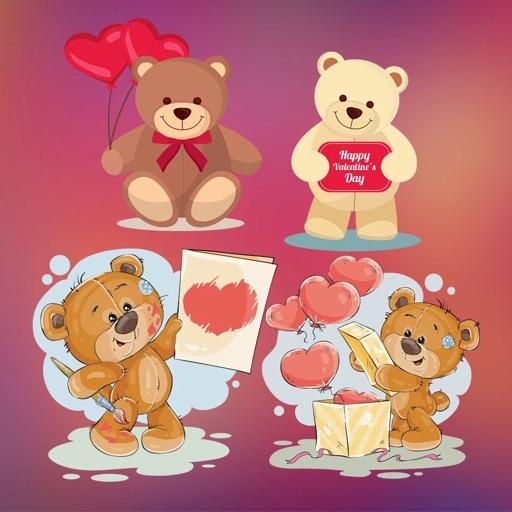 Cute bears Stickers
