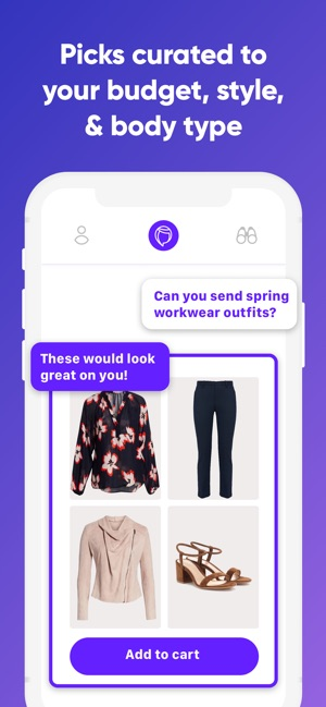 d82f65ffc556  Tailor - Personal Stylist on the App Store
