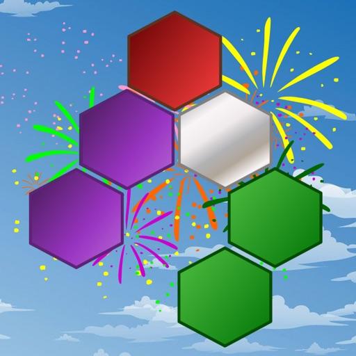 HexBlokzV+, blockhexapuzzle icon