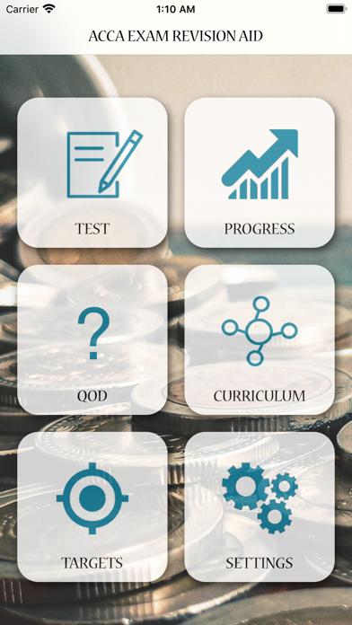 ACCA Exam Revision Aid screenshot 1