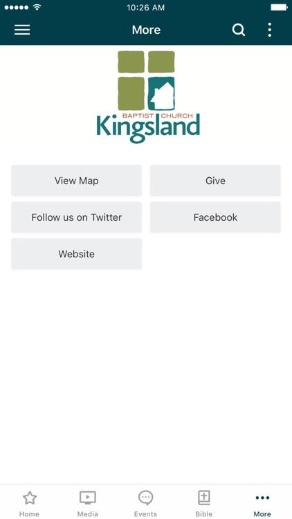 Kingsland Baptist Church