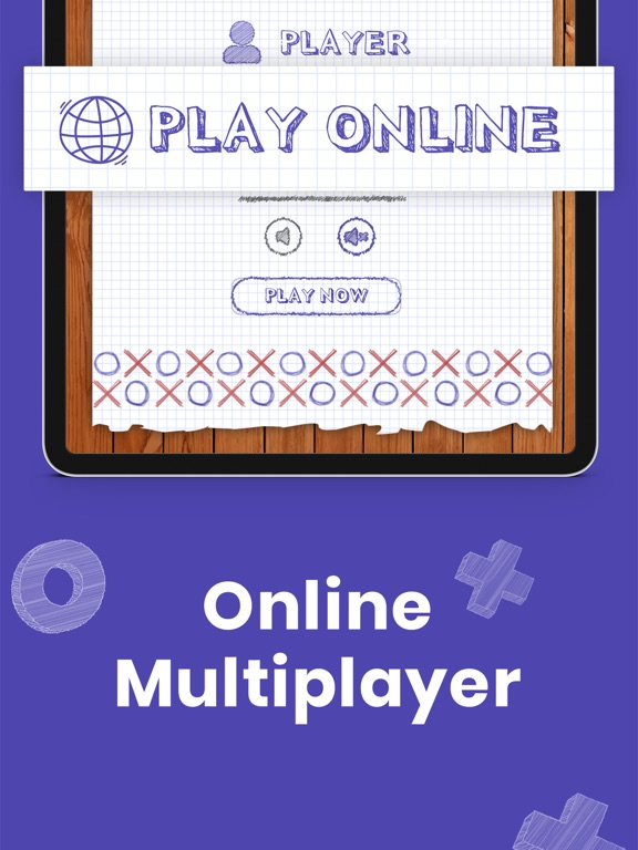 Screenshot #5 for Tic Tac Toe - Online Easy Game