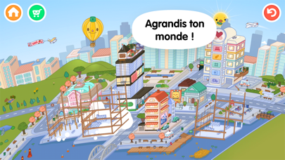 Screenshot for Toca Life: World in Lebanon App Store