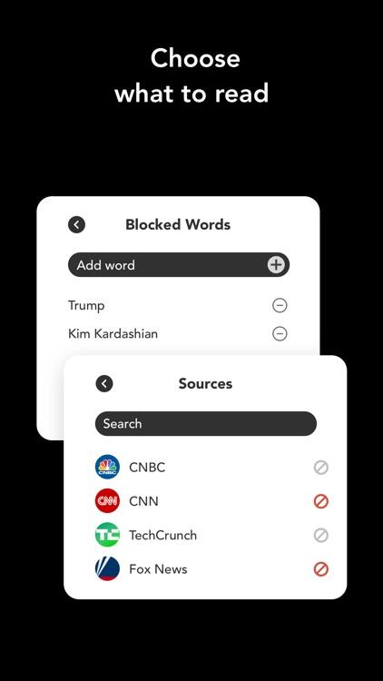 Naby: Smart News App