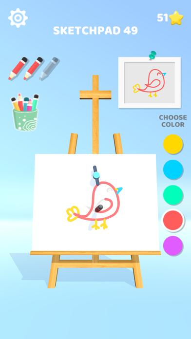 Color Drawing 3D screenshot 6