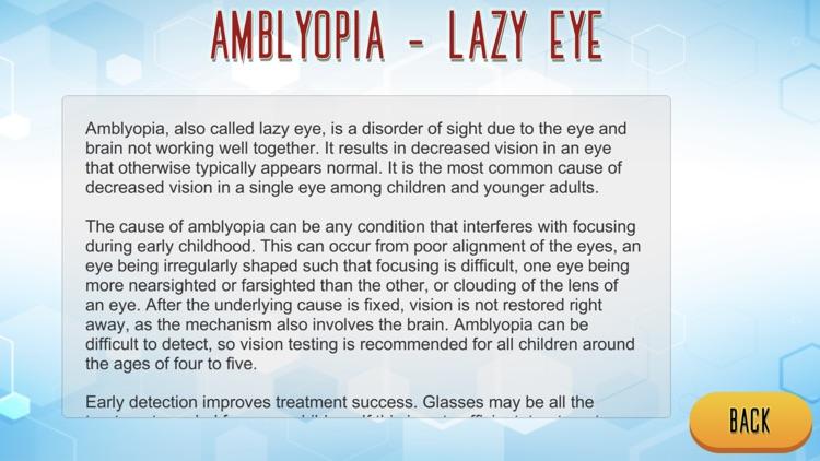 Amblyopia - Lazy Eye screenshot-6