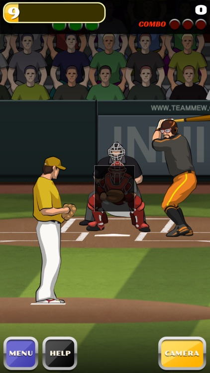 Inning Eater (Baseball game) screenshot-0