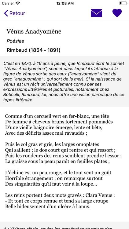 Un Poème Un Jour screenshot-7