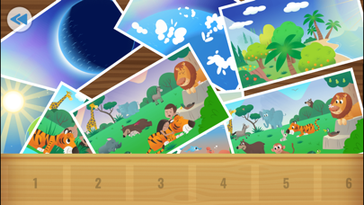 Screenshot for Bible App for Kids in United States App Store