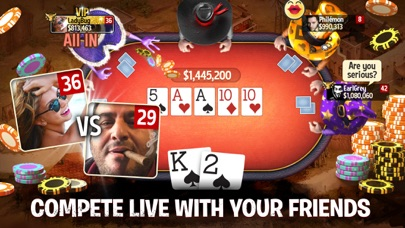 Governor of Poker 3 -  Online for windows pc
