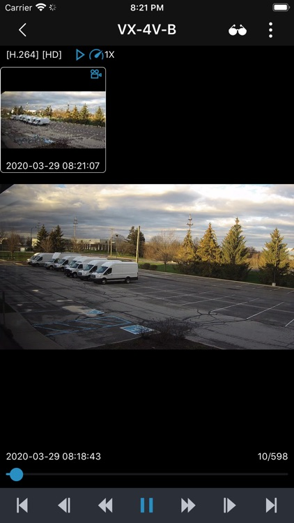 3xLOGIC View Lite II screenshot-5