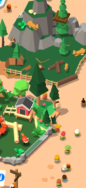 Idle Zoo Tycoon 3D on the App Store