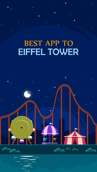 Best App to Eiffel Tower app image