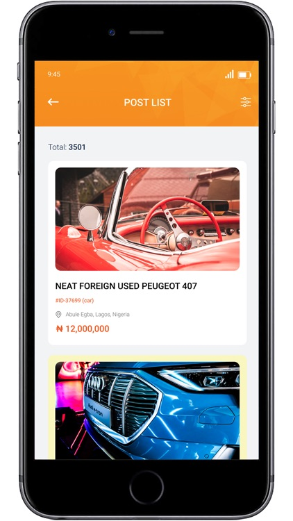 Carnotautomart- Buy & Sell Car screenshot-3
