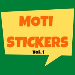 Moti Stickers Vol 1