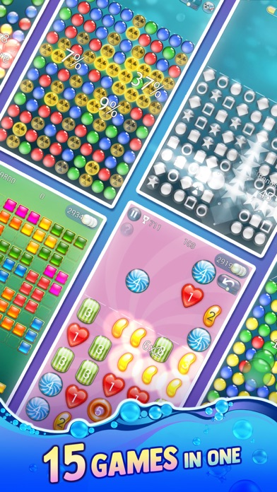 Screenshot of Bubble Explode4