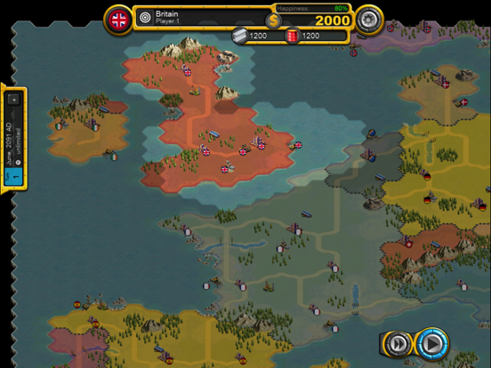 Demise of Nations screenshot 17