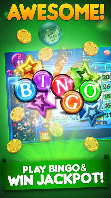 Bingo City 75 + Slots & Poker by Fungrep Co ,Ltd