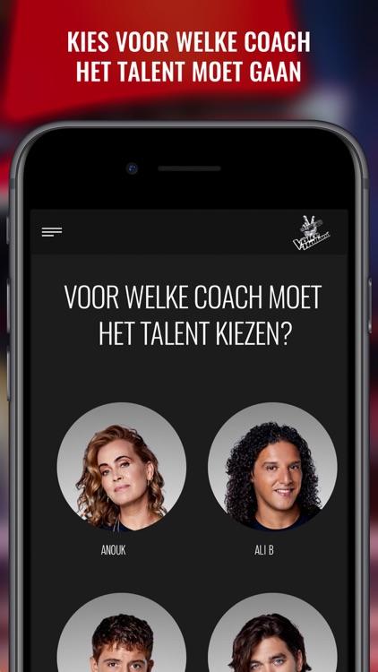 The voice of Holland app screenshot-4