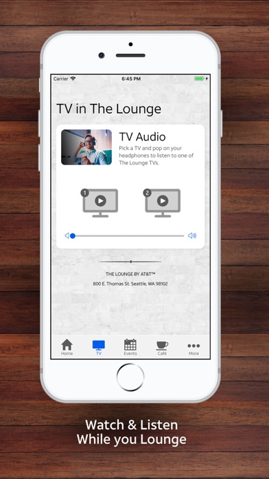 The Lounge by AT&T screenshot 6