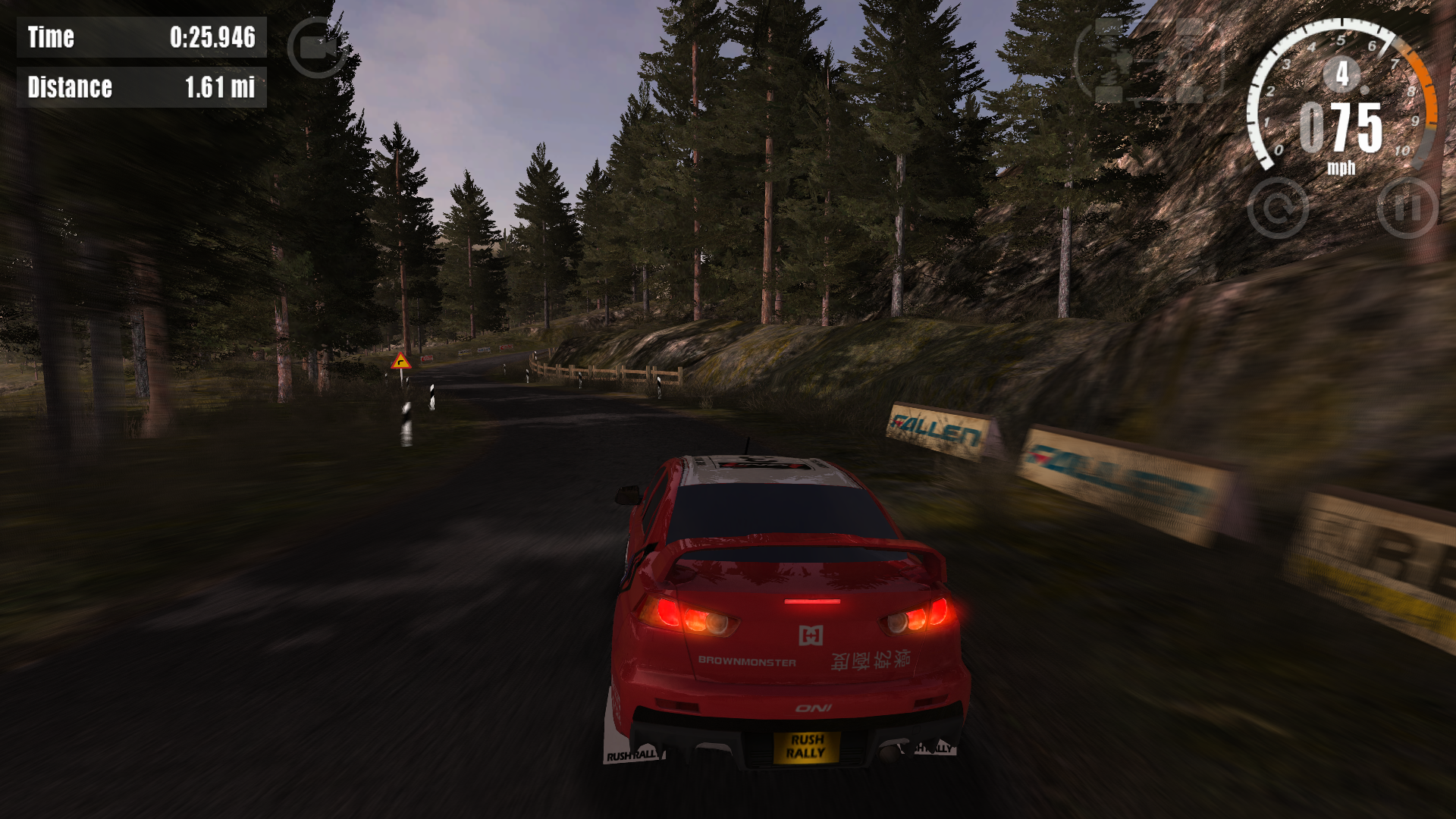 Rush Rally 3 screenshot 22