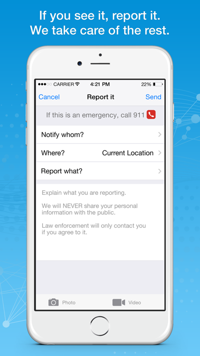 Screenshot for MobilePatrol: Public Safety in United States App Store
