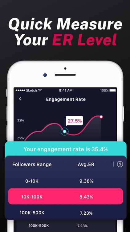 TikReports+: Followers Tracker screenshot-4