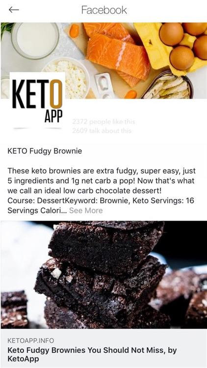 The KetoAPP