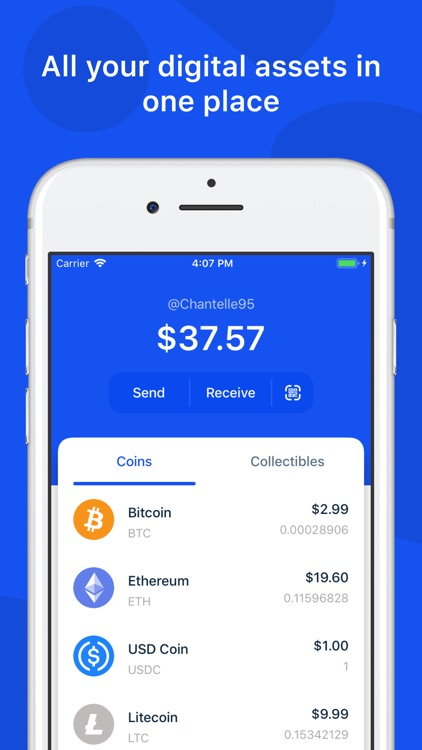 how to get money out of coinbase wallet