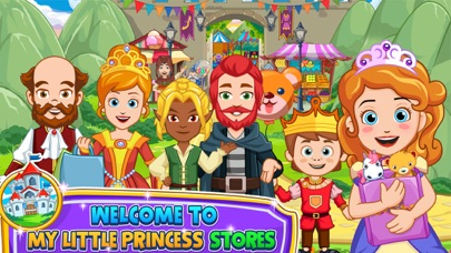 My Little Princess : my Stores screenshot 1