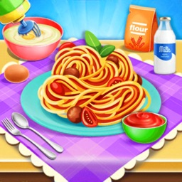Pasta Making Kitchen Game