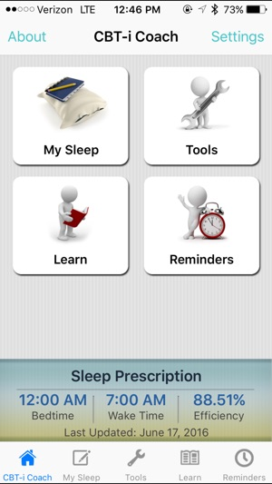 CBT-i Coach on the App Store