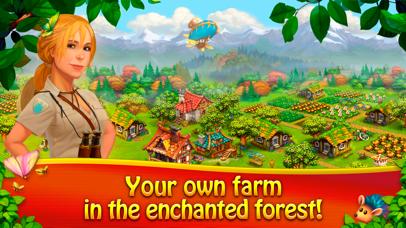 Charm Farm - Forest village screenshot 1