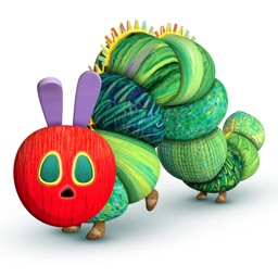 My Very Hungry Caterpillar.