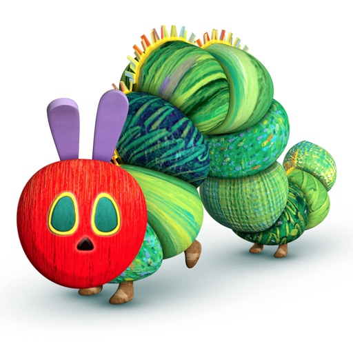 My Very Hungry Caterpillar. icon