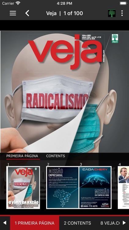 Revista VEJA screenshot-3
