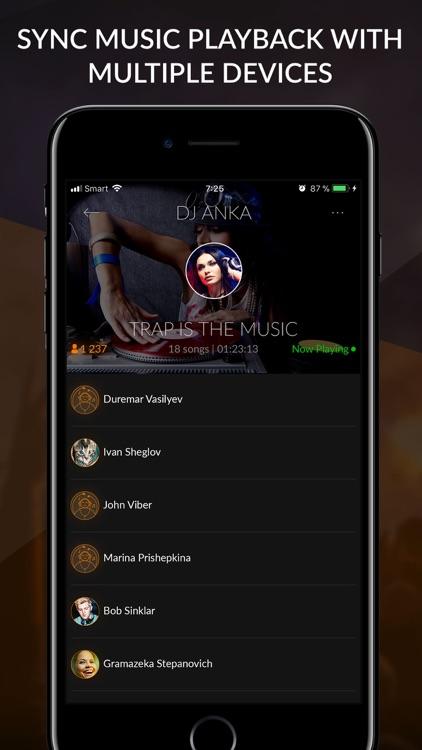 Silence music screenshot-4