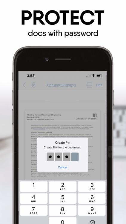 PDF Scanner ● screenshot-6