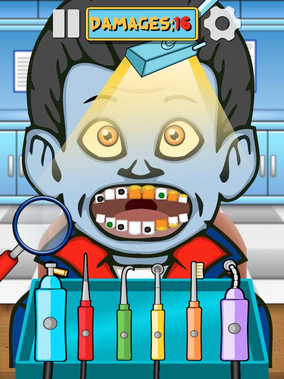 Monster Dentist screenshot 12