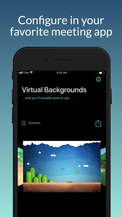 Virtual Backgrounds screenshot-4
