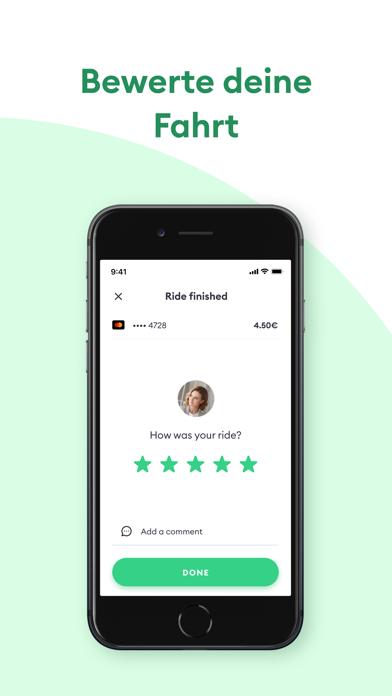 Screenshot for Bolt (Taxify) in Austria App Store