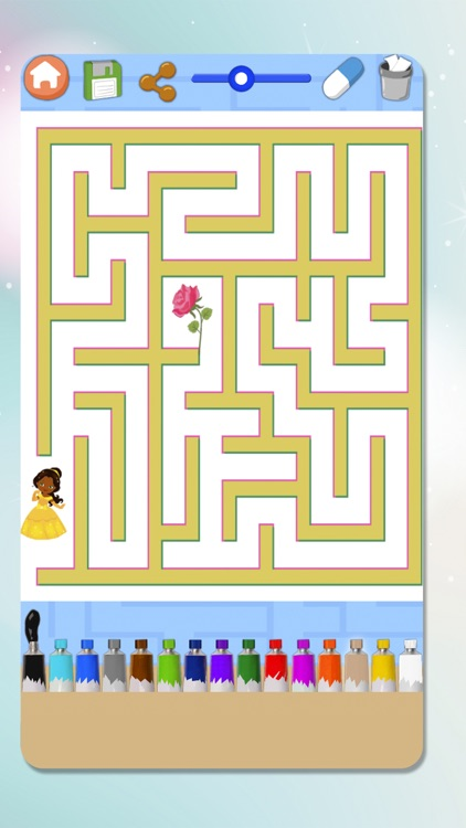 Classic Labyrinths for Girls screenshot-3
