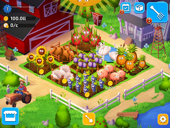 Farm Empire 3D screenshot 19